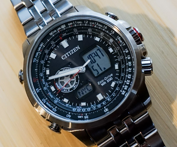 Citizen Promaster Air Chronograph