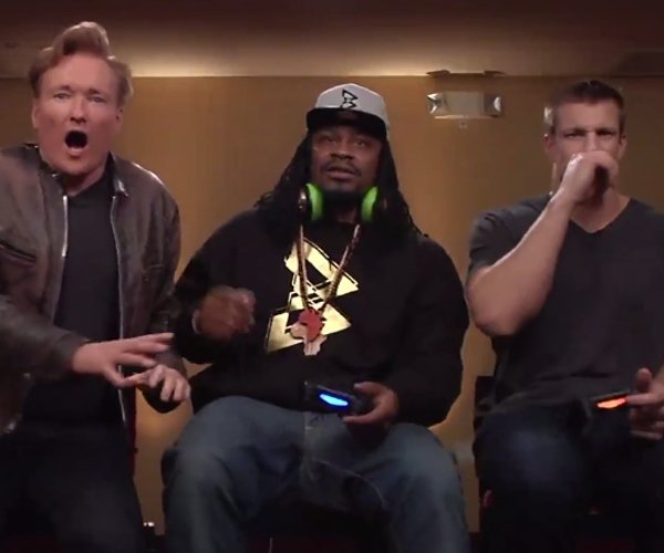 Conan, Gronk & Lynch: Mortal Kombat