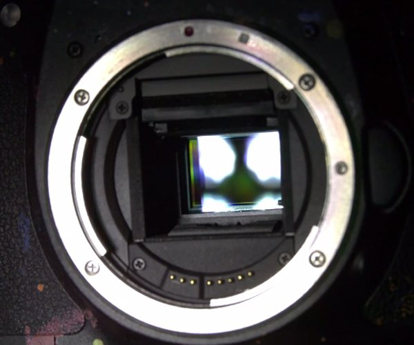 DSLR Shutter at 10,000FPS