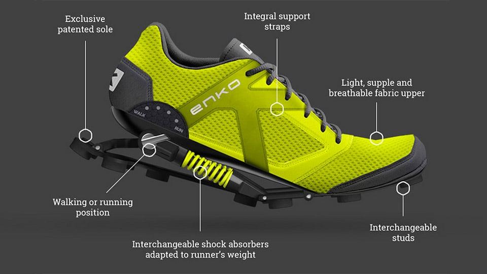 Enko Running Shoes
