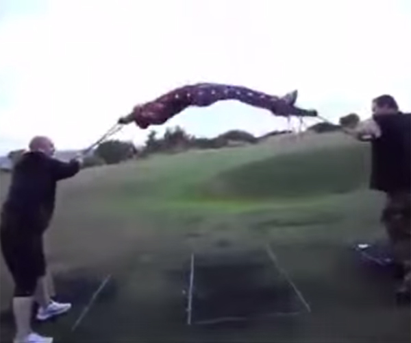 Extreme Hammock Spinning