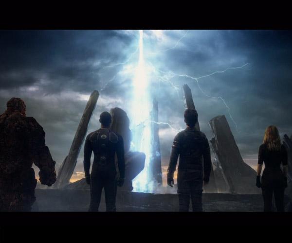Fantastic Four (Teaser)