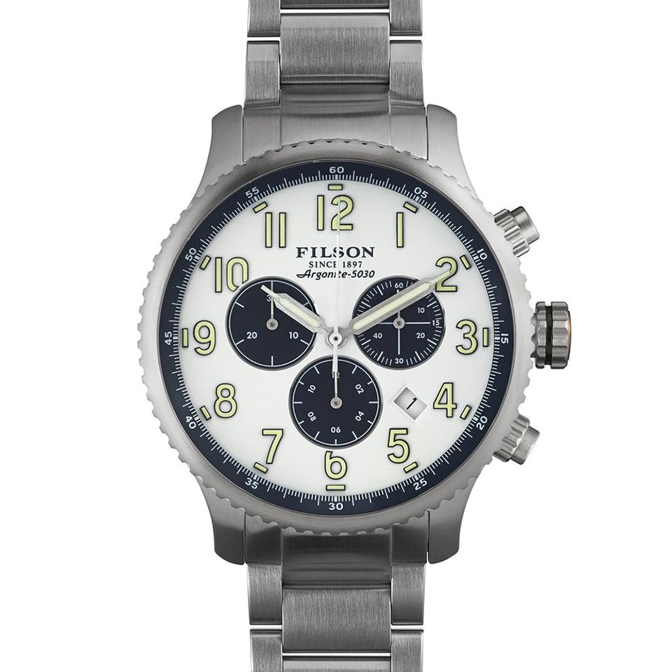 Filson x Shinola Watches