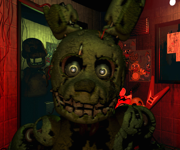 Five Nights at Freddy's 3 (Trailer)