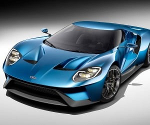 Ford GT: Inside the Design