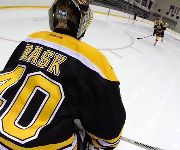 NHL Live GoPro Footage