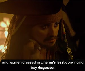 Honest Trailer: Pirates of the Caribbean