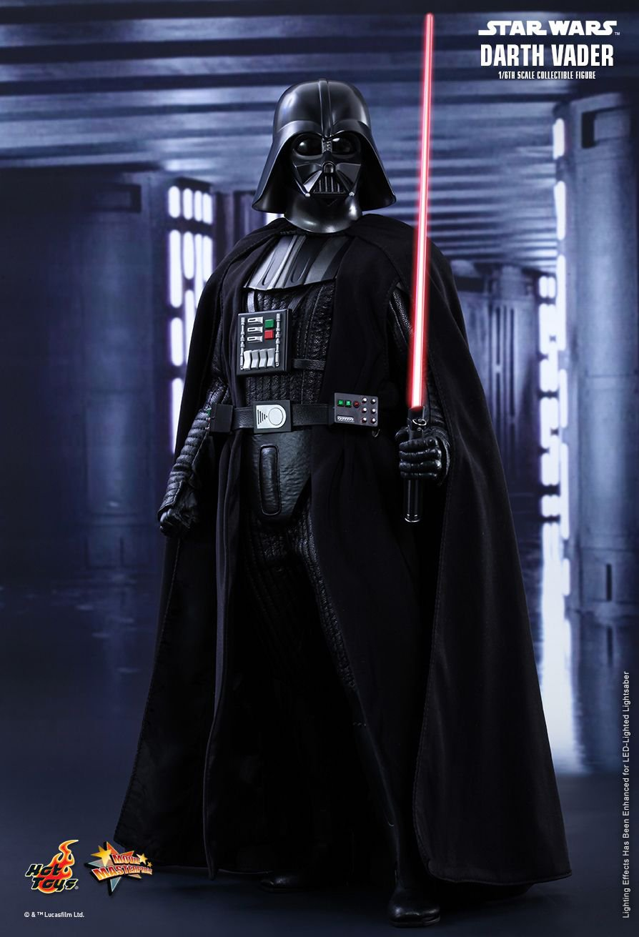 Hot Toys Darth Vader 1:6 Scale