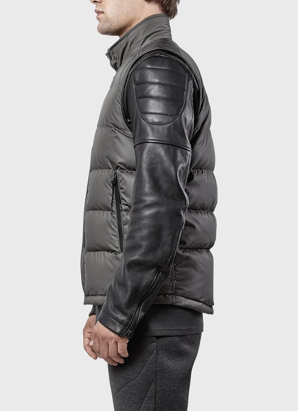 Isaora Combo Down Moto Jacket