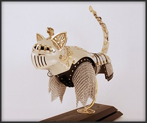 Cat & Mouse Armor