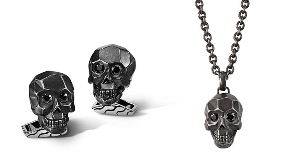 John Hardy Black Sterling Jewelry