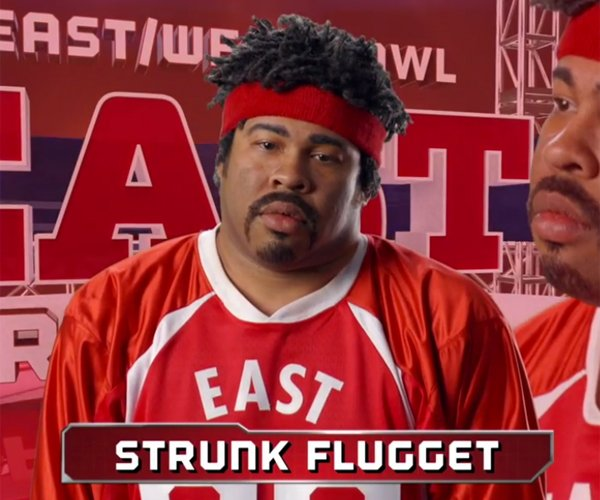 Key & Peele: East/West Bowl 2015