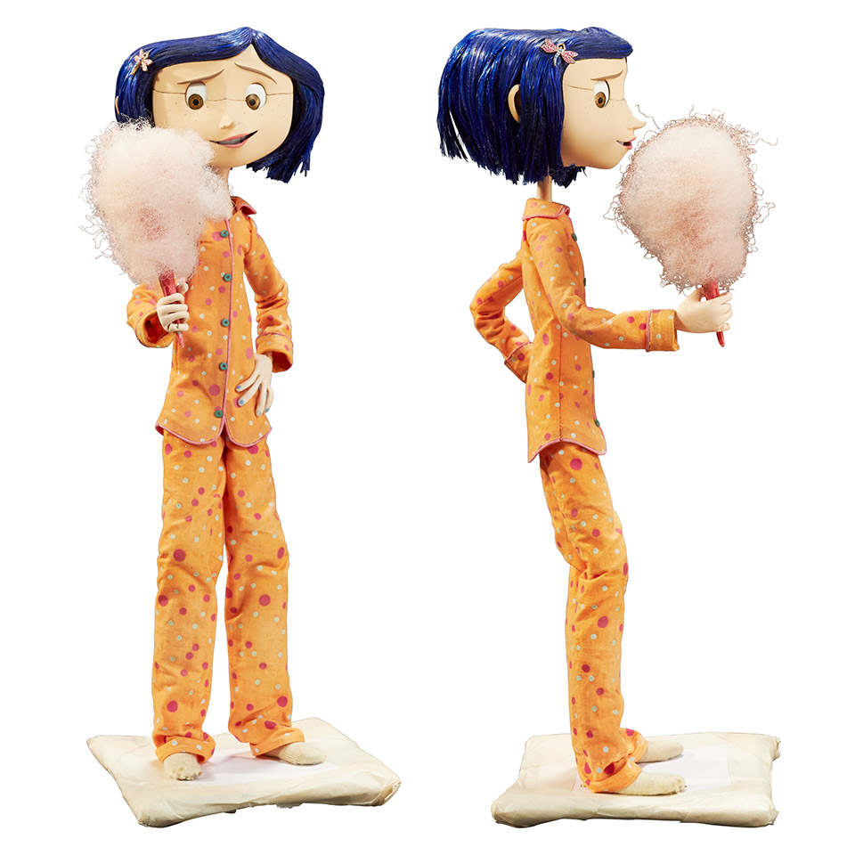 The Art of LAIKA Auction