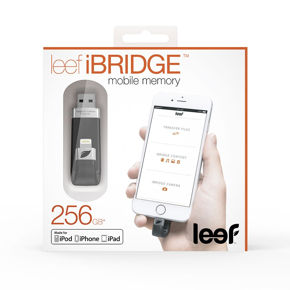 Leef iBridge for iOS