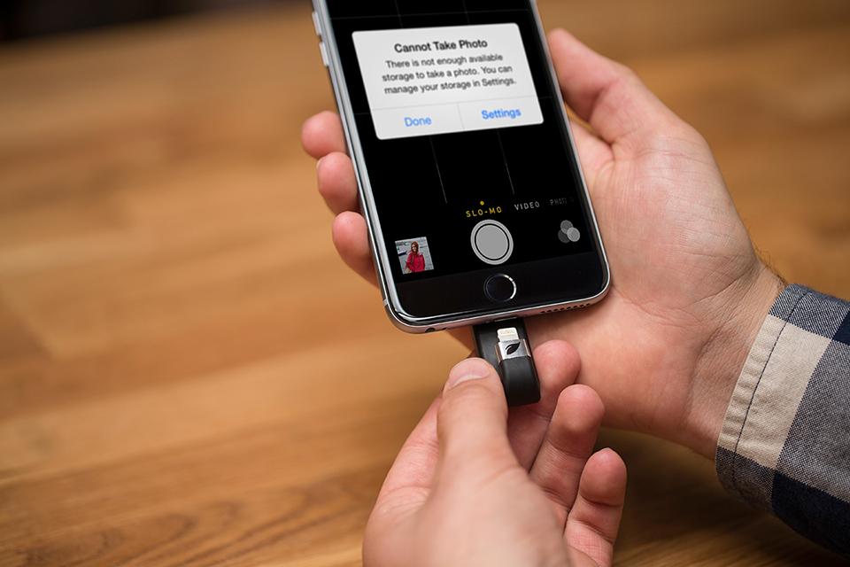 Leef iBridge for iOS
