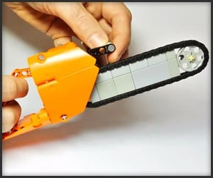 The LEGO Chainsaw