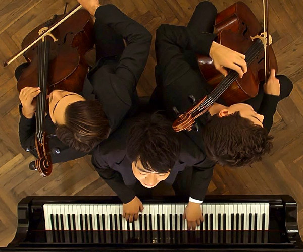 2CELLOS & Lang Lang: Live and Let Die