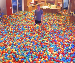 Living Room Ball Pit