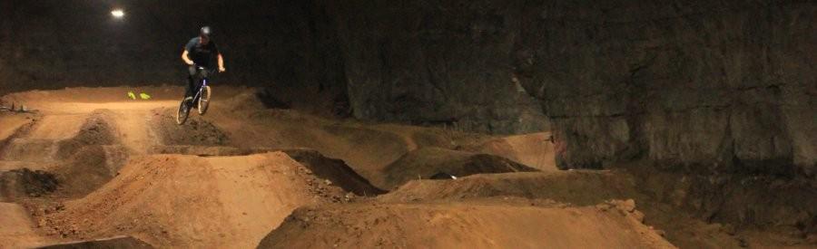 Mega Cavern Underground Bike Park
