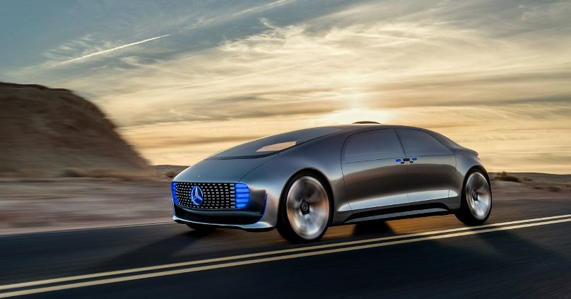 Mercedes benz f 015 concept the awesomer for Mercedes benz f 015