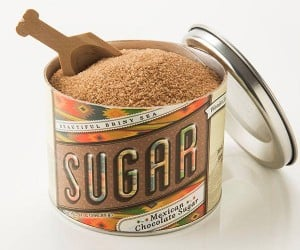 Mexican Chocolate Sugar