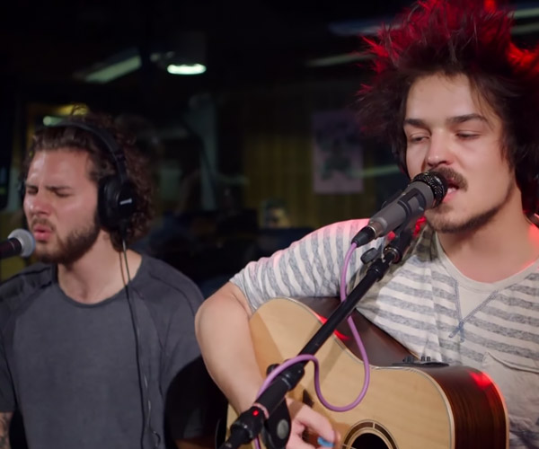 Milky Chance: Shake It Off