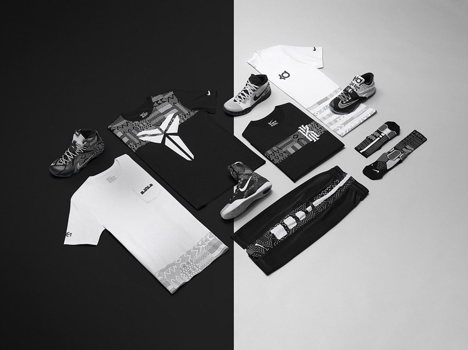 Nike Black History Month Collection