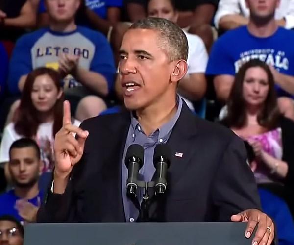 Obama: Uptown Funk