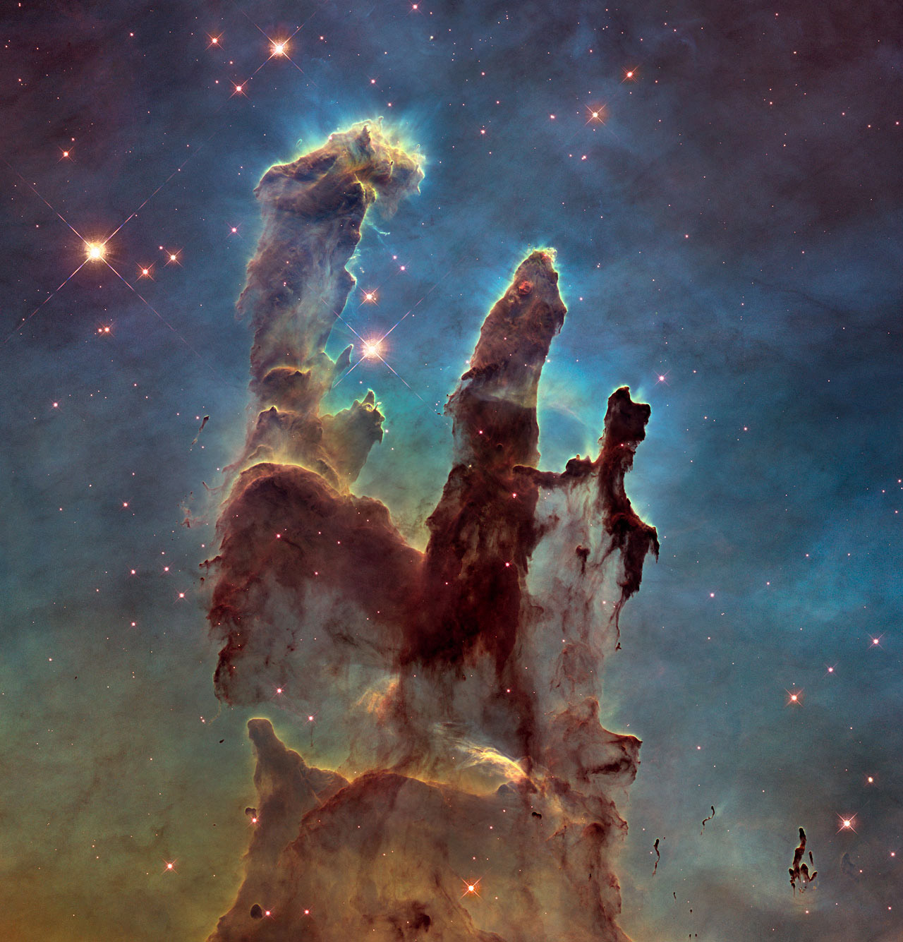 Pillars of Creation 2.0