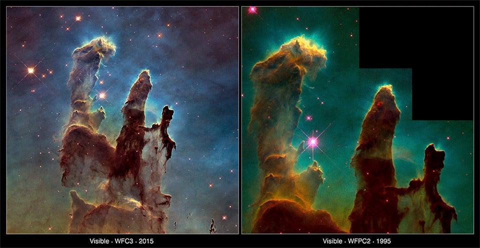 Pillars of Creation 2.0
