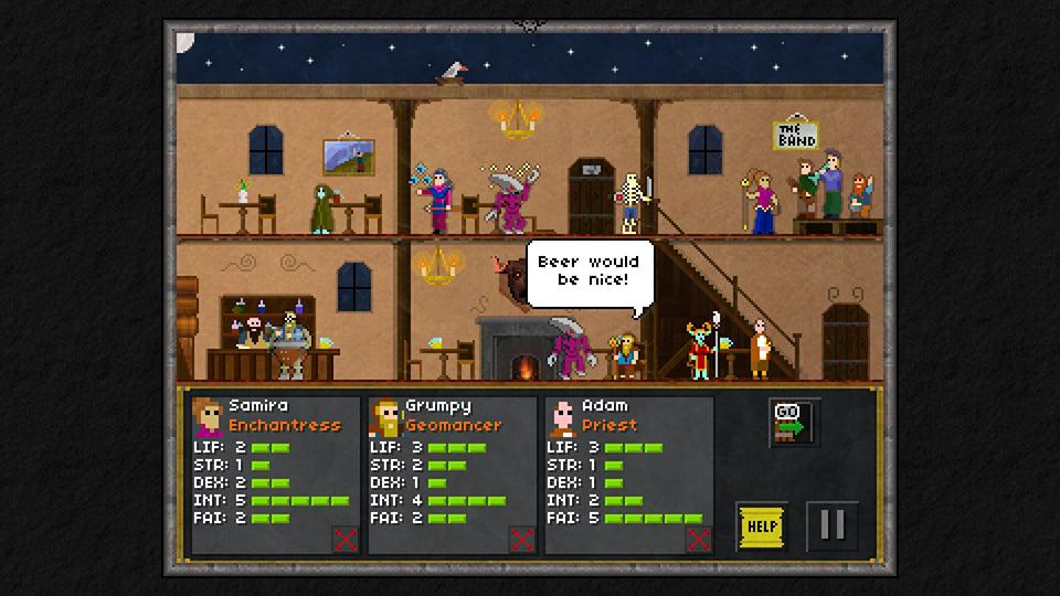 Pixel Heroes Byte Amp Magic