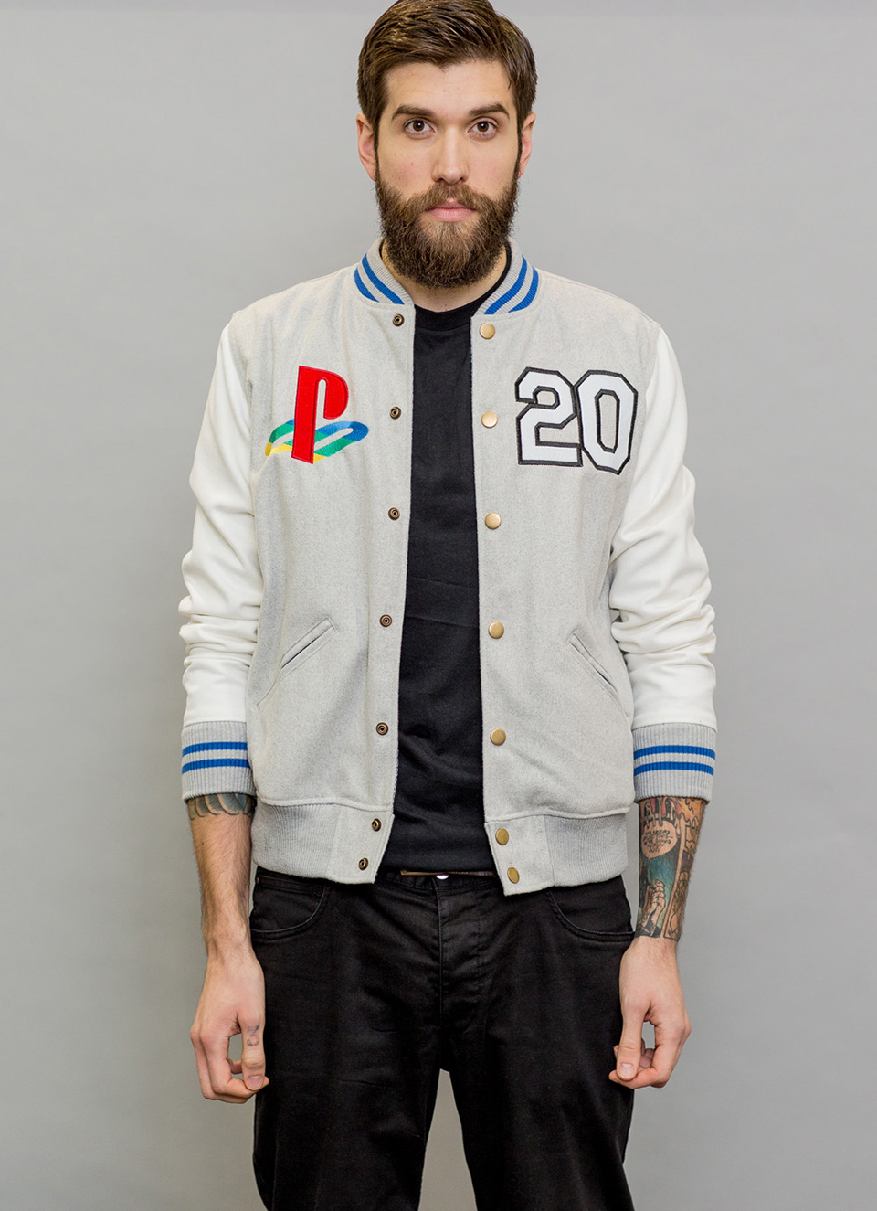 PlayStation 20th Anniversary Clothing