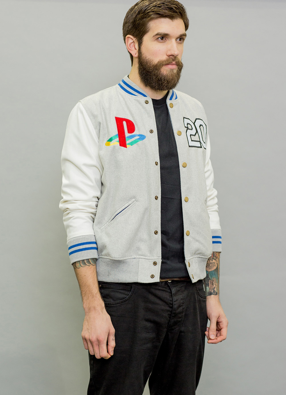 PlayStation 20th Anniversary Clothing