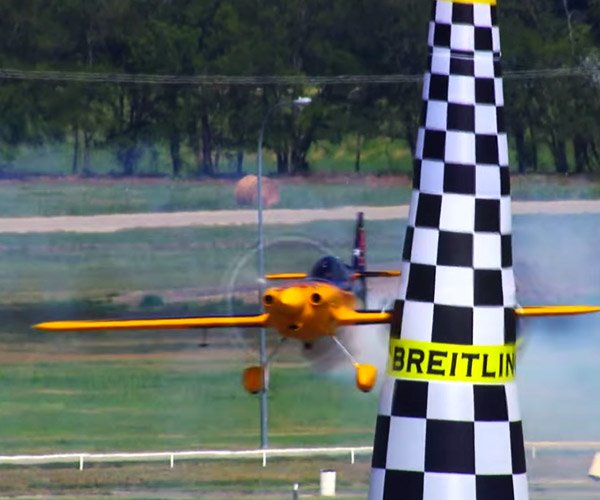 Red Bull Air Race: Pylon Hits