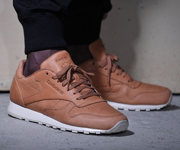 Reebok x Horween Classic Leather
