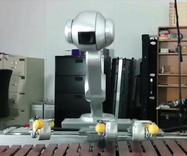 Improv Robots