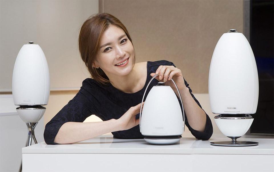 Samsung Ring Speakers