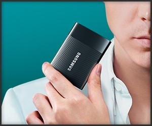 Samsung T1 Portable SSD