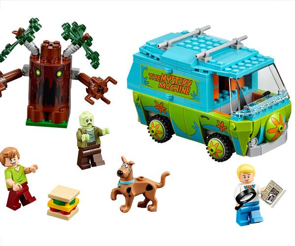LEGO x Scooby-Doo