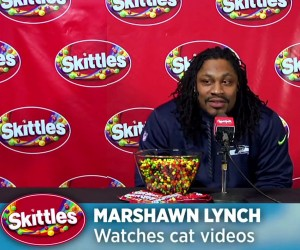 Skittles, Marshawn & Awesomer