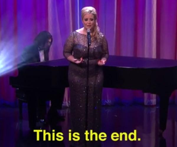 """Adele"": Skymall"