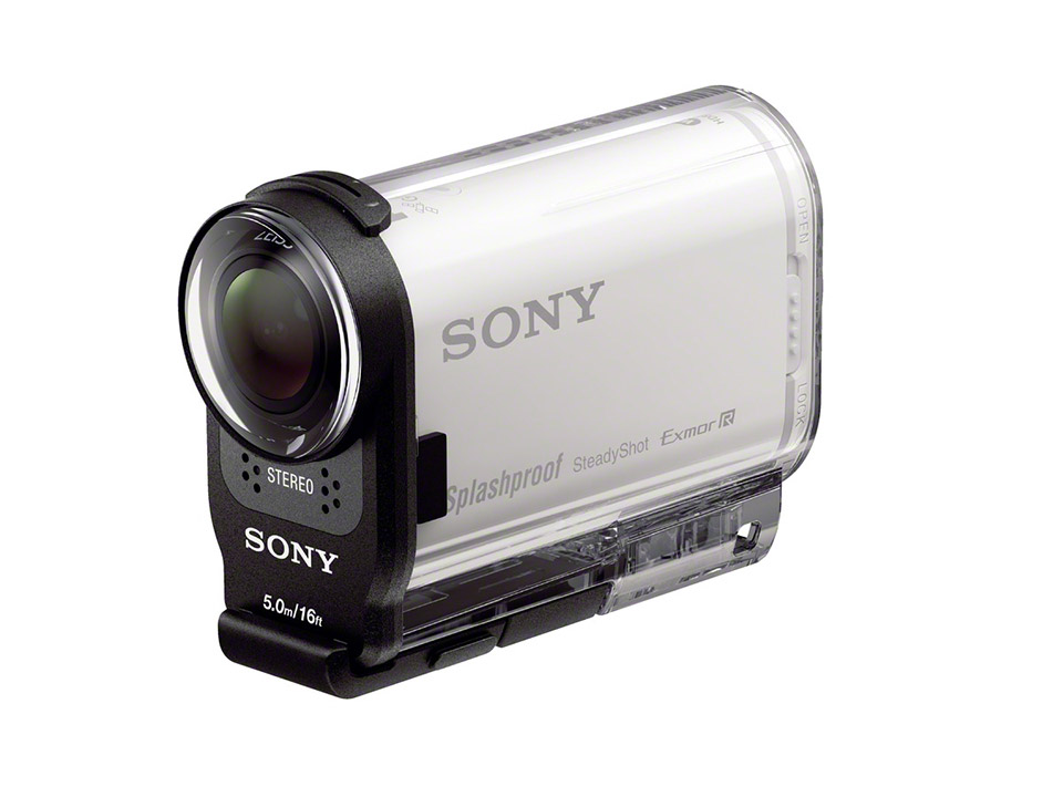 Sony HDR-AS200V 4K Action Cam