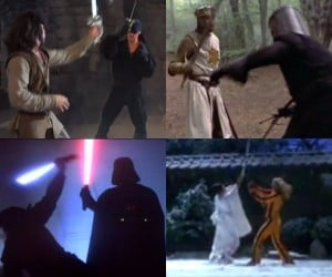 Sword Fight Supercut