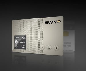 Swyp Electronic Payment Card