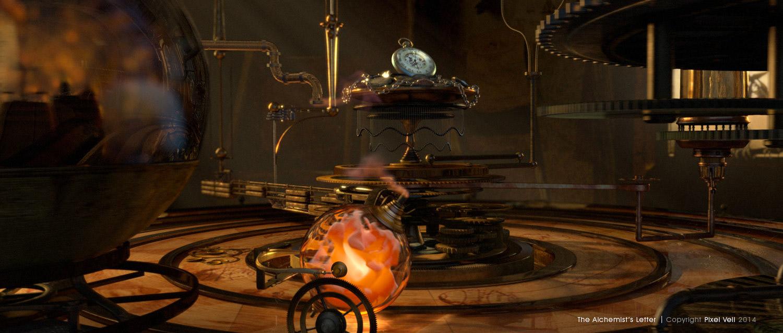 The Alchemist's Letter (Trailer)