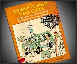 Win: Zombie Combat Field Guide