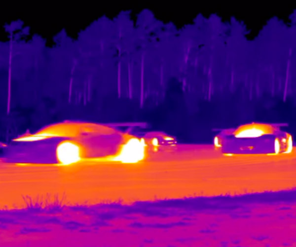 Infrared Racing