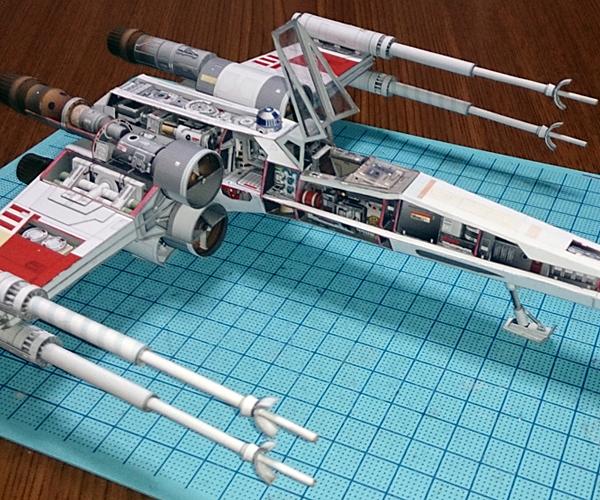 Uhu02's Papercraft