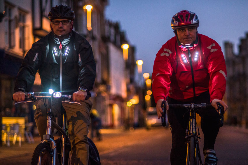 Visijax Cycling Jackets