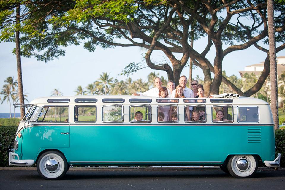 Volkswagen Stretch Microbus